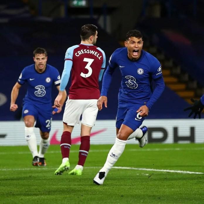 Chelsea 3 – 0 West Ham