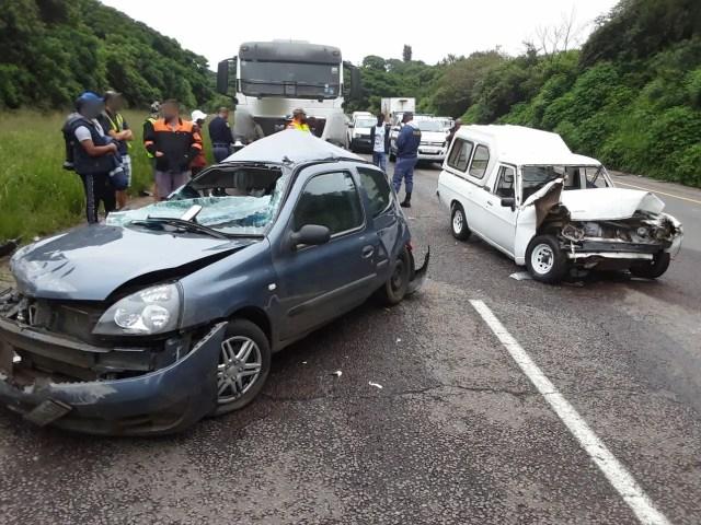 Durban collision