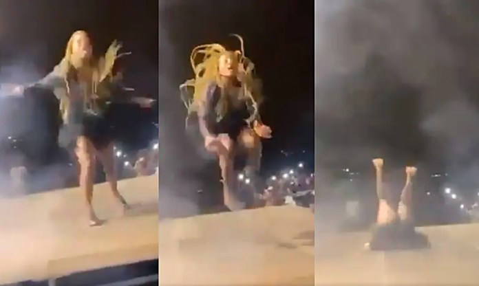 She is the best – South Africans react to video of Makhadzi breaking it down – Watch