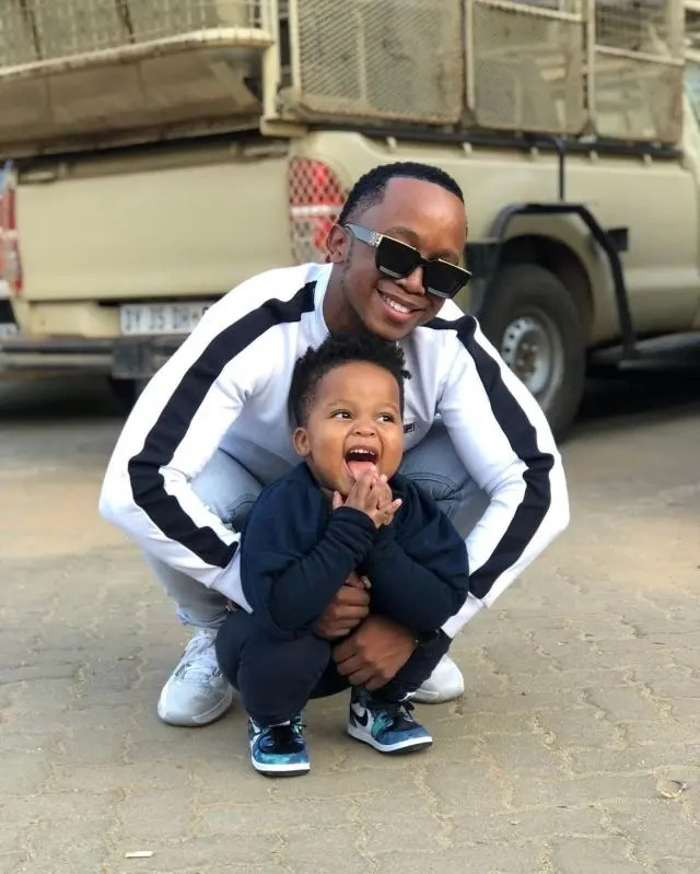 Ntando Duma and Junior DeRocka