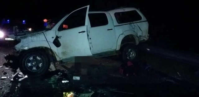 One dead in KZN South Coast collision