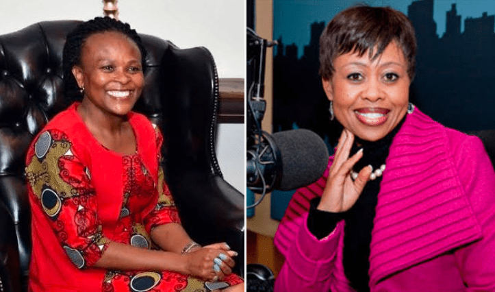 Redi Tlhabi vs Busisiwe Mkhwebane
