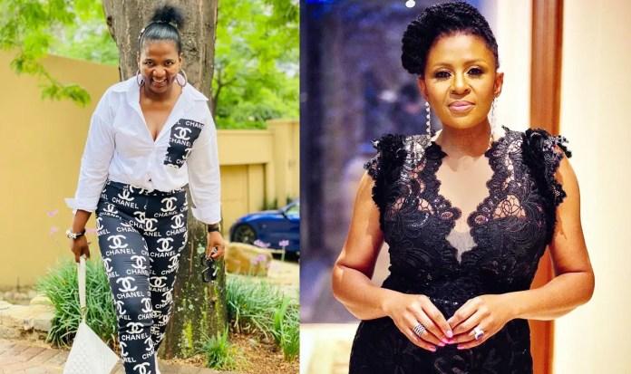 Shauwn Mkhize (MaMkhize) VS Basetsana Kumalo