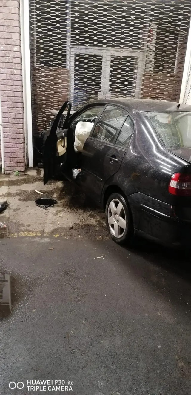 Woman killed after vehicle crashes into a building in Tongaat