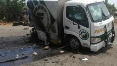botched cash-in-transit heist in Sebokeng