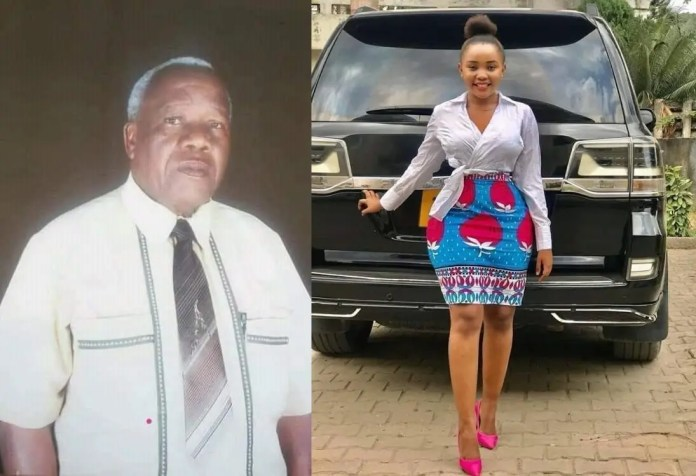 David Mluli and Neema Kibaya
