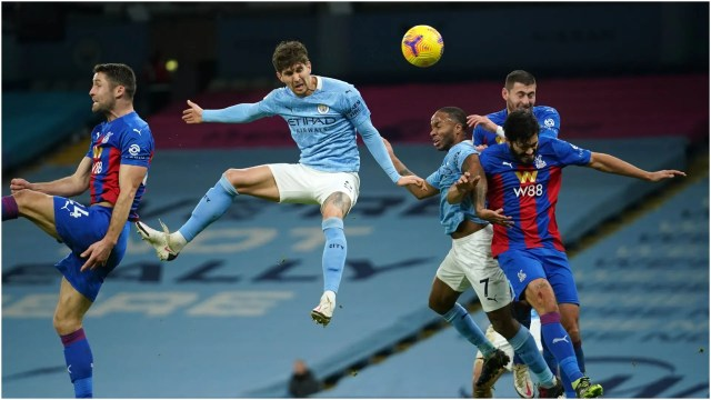 Manchester City 4 - 0 Crystal Palace