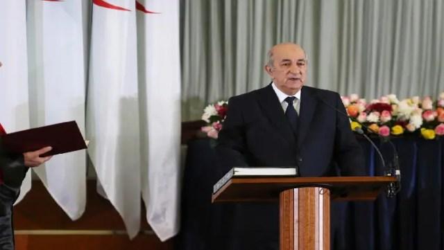 Abdelmadjid Tebboune,