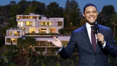 Trevor Noah buys a stunning R412 million House