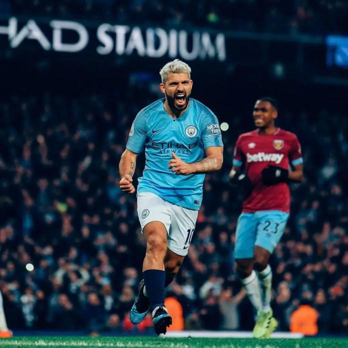 Man City 2 – 1 West Ham