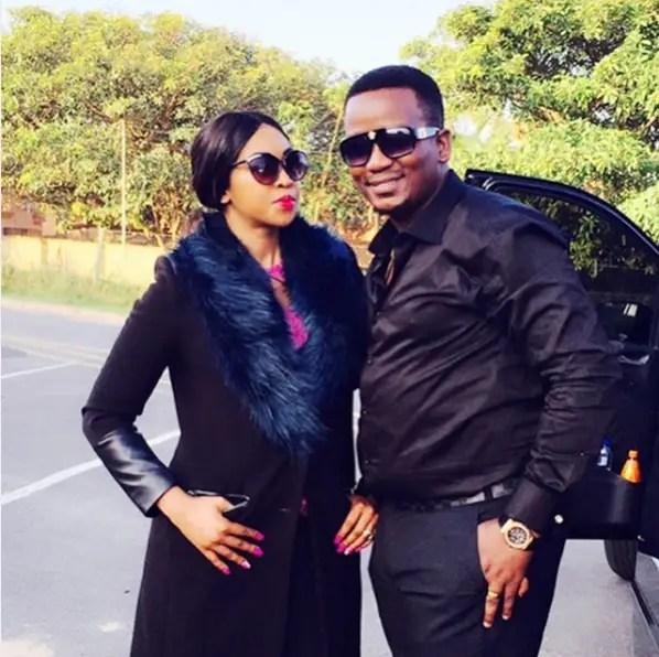 Ayanda Ncwane and Sfiso