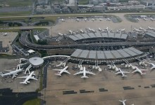 Paris airport expansion