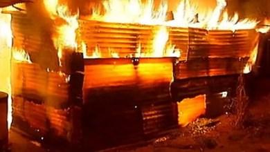 shack house-fire
