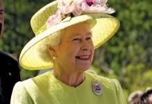 Britain's Queen Elizabeth
