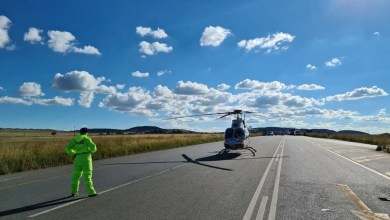 Free State Motorcyclist dies in R59 collision