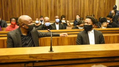 Julius Malema & Mbuyiseni Ndlozi