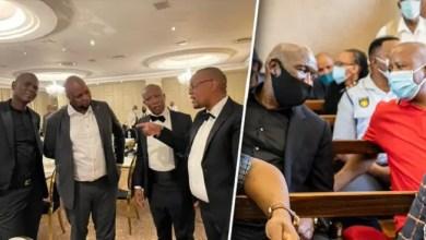 Natasha Mazzone claims Bheki Cele and Ronald Lamola are protecting the EFF