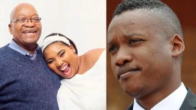 Nonkanyiso Conco, Jacob and Duduzane Zuma