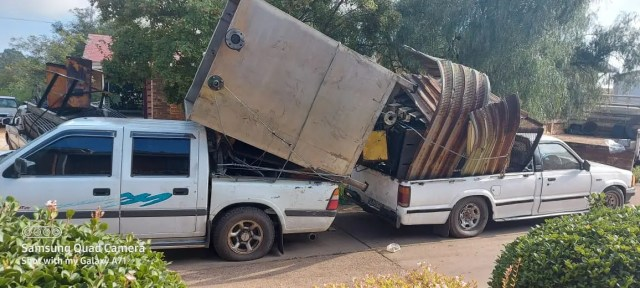 Police clamp down on suspects vandalising mining infrastructure