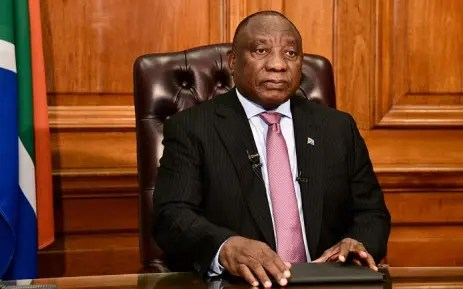 Vaccine contributed to infection reduction in healthcare sector, says Ramaphosa