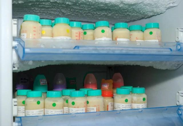 breast milk shortage
