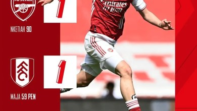 ArsenalvsFulham