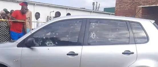 Businessman accused of killing KZN teen shot dead in his car