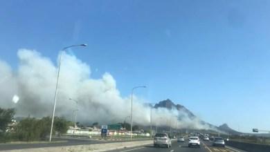 Cape Town fire