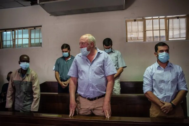 Coka brothers murder accused
