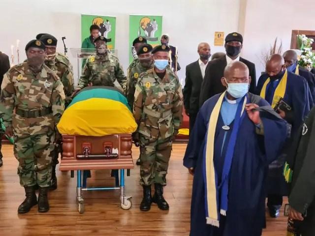 Elizabeth Thabethe laid to rest