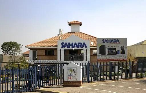Gupta-owned Sahara Computers