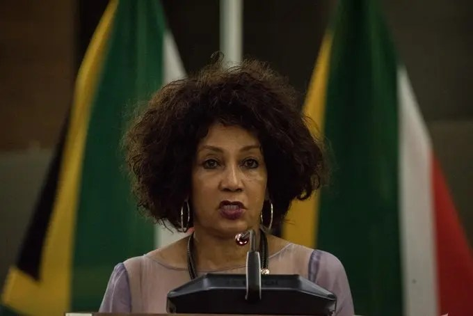 Municipalities owe R12 billion in unpaid water bills, says Minister Sisulu