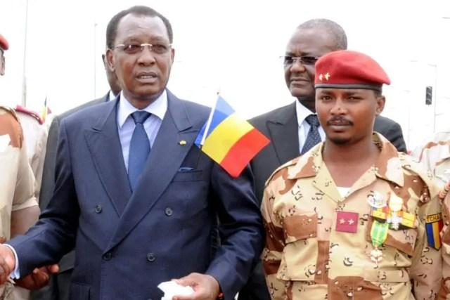 Son of slain Idriss Deby