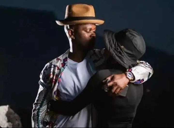 Murdah Bongz and DJ Zinhle