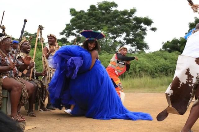 Nelisiwe Sibiya (Mbali) & Ntando Mncube