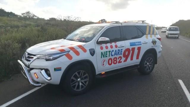 Pietermaritzburg collision