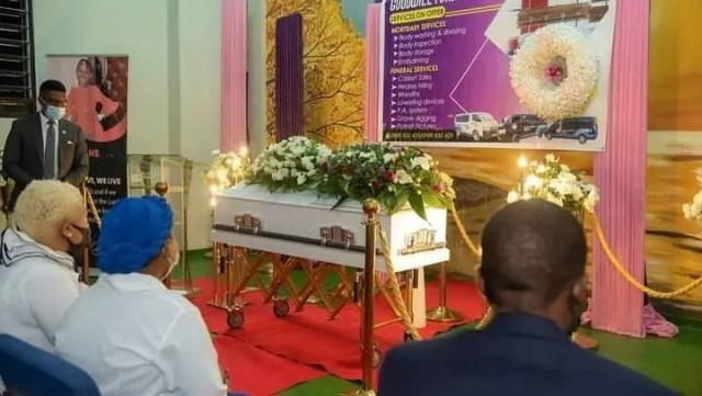 Prophet Bushiri 8-year-old daughter Israella laid to rest