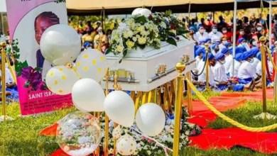 Inside Prophet Bushiri's daughter Israella's funeral