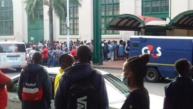Tragedy as police officer shot in Durban cash-in-transit heist