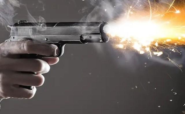 gun point