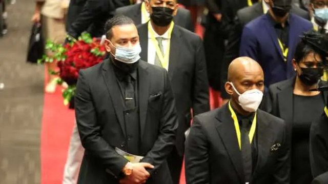 AKA at Nelli funeral