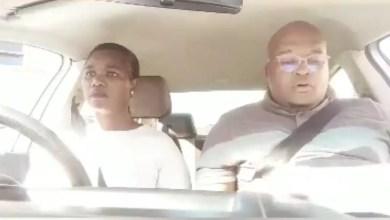 Driving school instructor shocks Mzansi