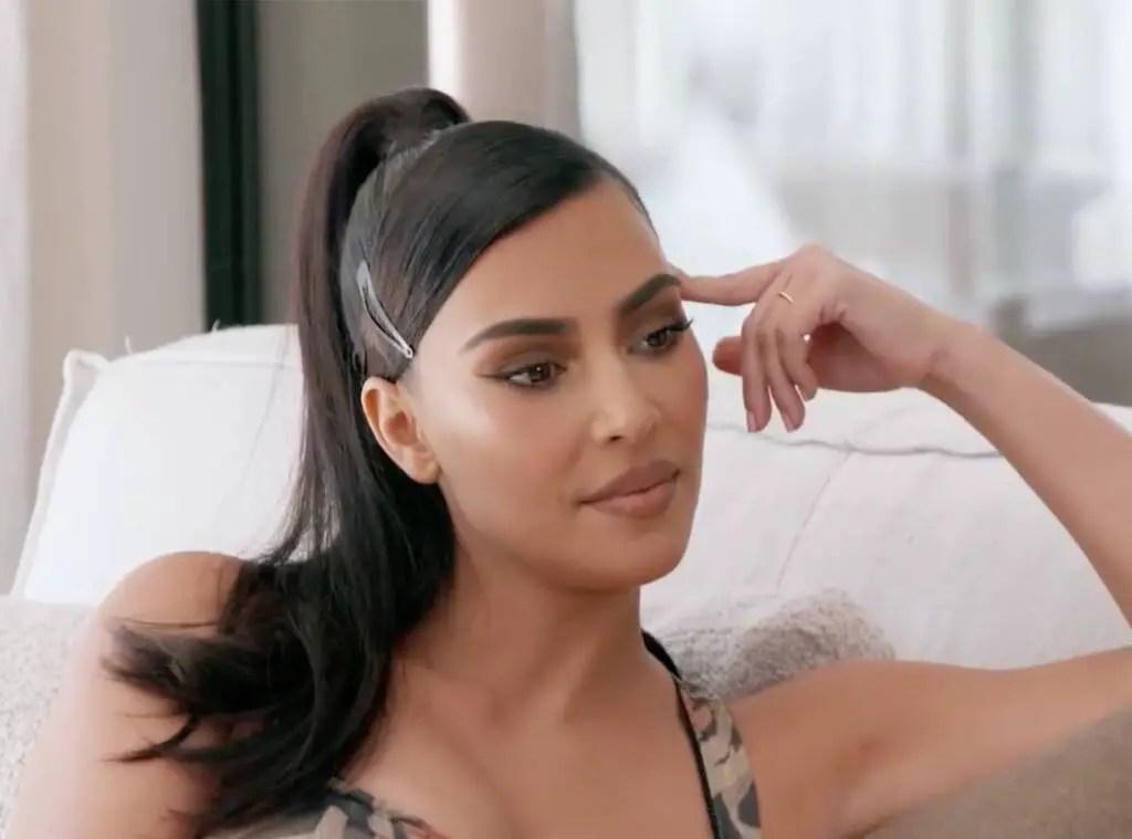 Kim Kardashian Wes