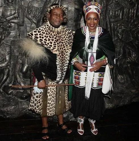 Queen Mantfombi Dlamini