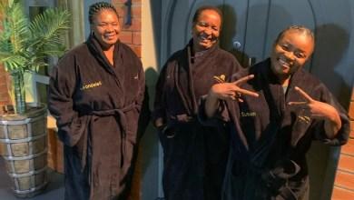 Vho-Mukondeleli, played by Elsie Rasalanavho, Vho-Hangwani played by Connie Sibiya, Vho-Makhadzi played by Eunice Mabeta and Vho-Masindi played by Dr. Regina Nesengani
