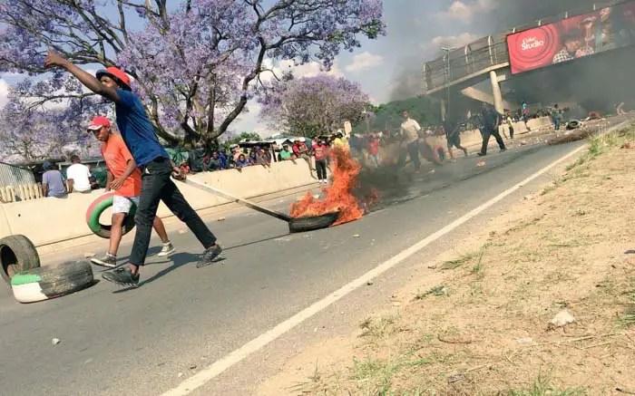 Zandspruit mob justice