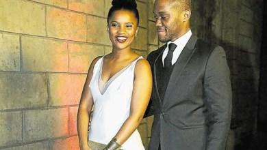 Zizo Beda and Mayihlome Tshwete