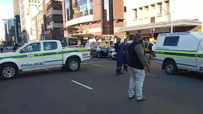 Durban hostage