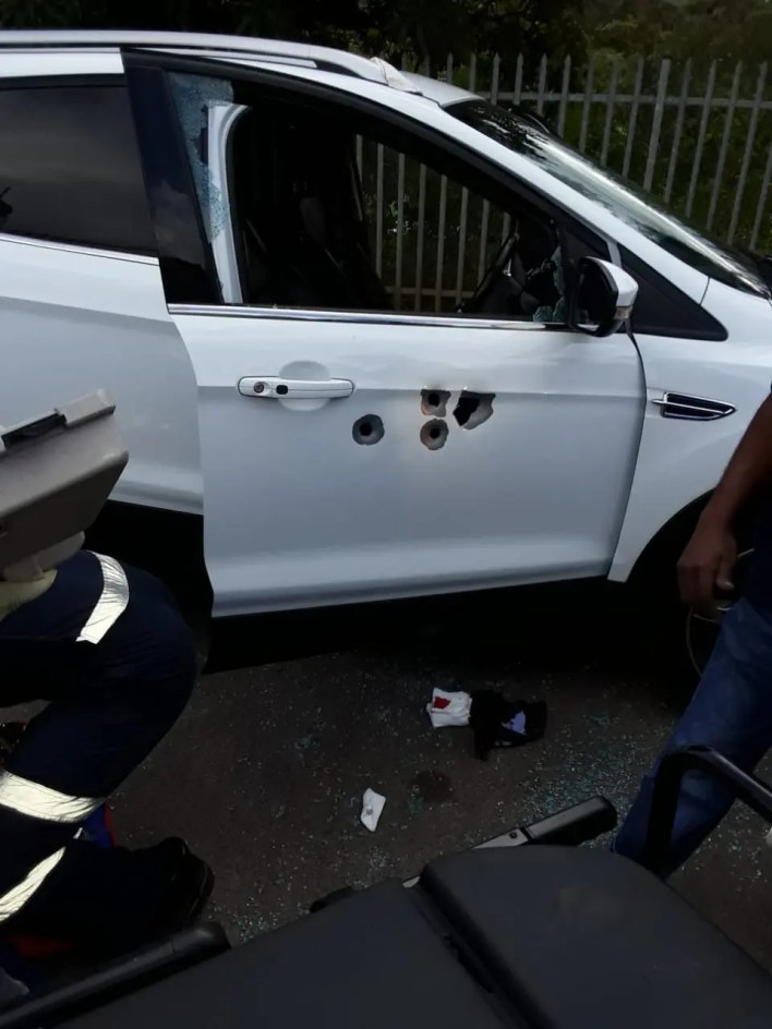 Durban man critical after being shot multiple times