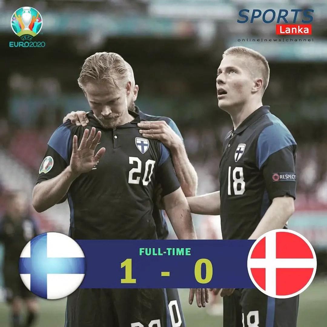 Finland Denmark